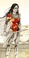 Nymeria warrior queen