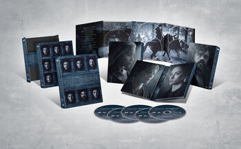 Season 6 Blu-ray set
