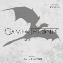 Game of Thrones Season 3 Soundtrack