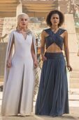 5x09 Missandei Dany