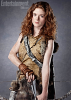 EW Ygritte promo shoot a