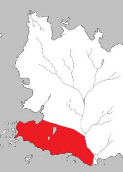 Disputed Lands
