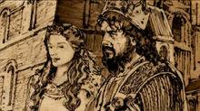 Robert Cersei wedding