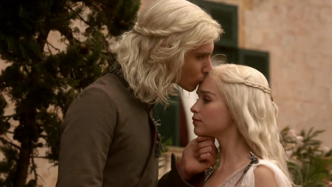 of thrones brother Game daenerys