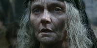 Old woman prisoner