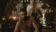 Drogo and Dany
