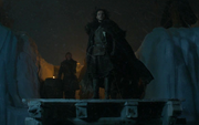 S04E09 - Jon (On the Wall)