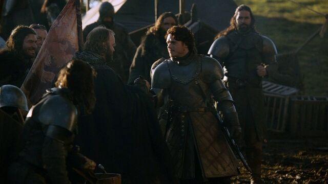 File:Robb greets his men.jpg