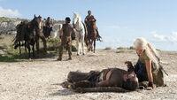 Drogo's fall