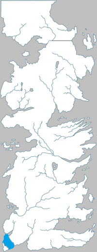 Redwyne Straits