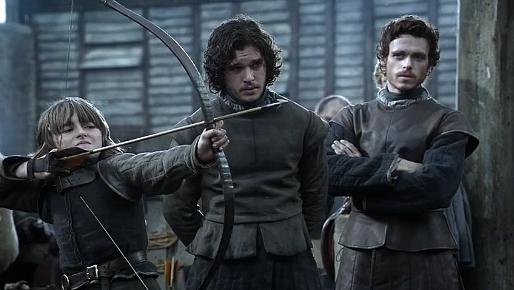 File:Winter is Coming Bran Robb Jon.png