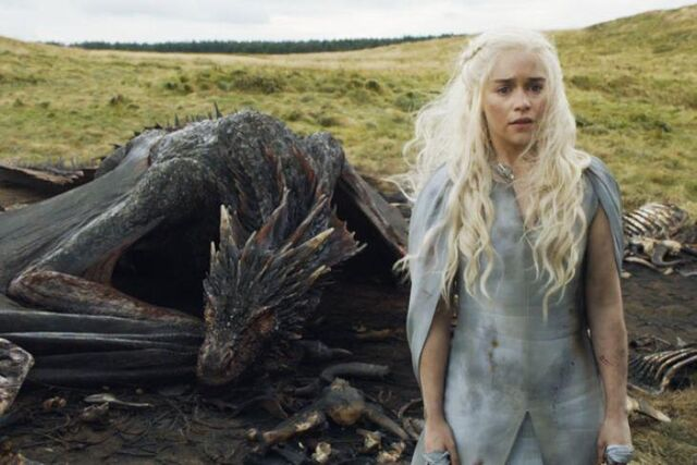 File:Drogon and Dany s5 lost.jpg
