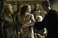 Margaery dragged away