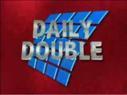Jeopardy! 1997-1998 Daily Double intertitle