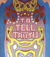 To Tell The Truth Logo 1969-2-