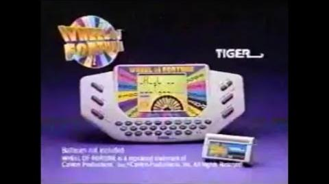 Wheel of Fortune Tiger 1995 (700th Video Upload)