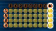 Cash Explosion Game Board 4