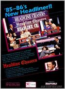 Headline Chasers 1984 ad