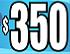 $350 Whammy!
