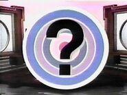 Bullseye question mark