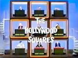 The Hollywood Squares 60s Logo