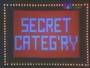 Secret Category