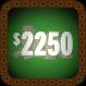 $2250 Green
