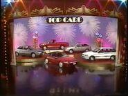 Top Card Car Land