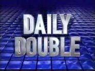 Jeopardy! Season 25 Daily Double Logo