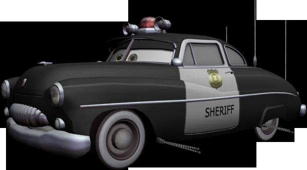 Sheriff (Cars: Mater-National) | Wiki Vehículos de Juegos ...