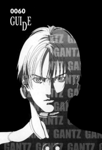 Gantz 06x02 -060- chapter cover