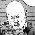 Bald Member Portrait