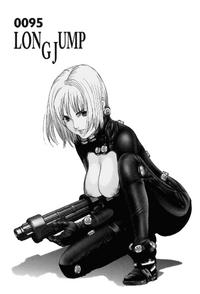 Gantz 09x01 -095- chapter cover