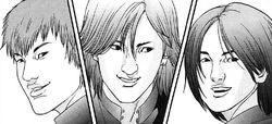 Hiroto's Bullies
