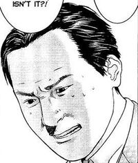 Nishi's Unsympathetic Teacher