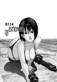Gantz 10x08 -114- chaper cover