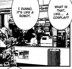 Store Clerks