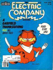 The electric company november 1986