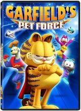 Garfiel Pet Force
