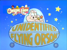 5. Unidentified Flying Orson