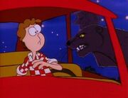 The Panther with Jon Arbuckle