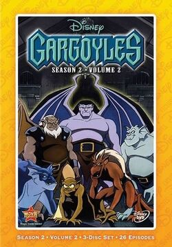 Gargoyles Season 2 Vol. 2