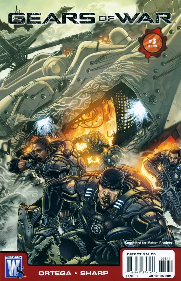 gears of war books pdf