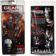 Theron Guard (Action Figure) Series Two in box (Front and back).