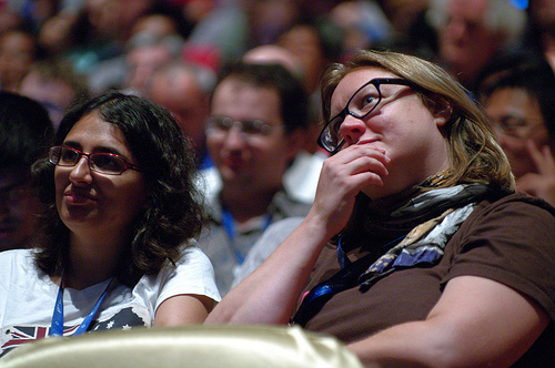 File:Women attendees Wikimania 2013.jpg