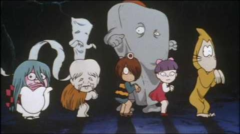 GeGeGe no Kitaro 1996 second ending Japanese Full