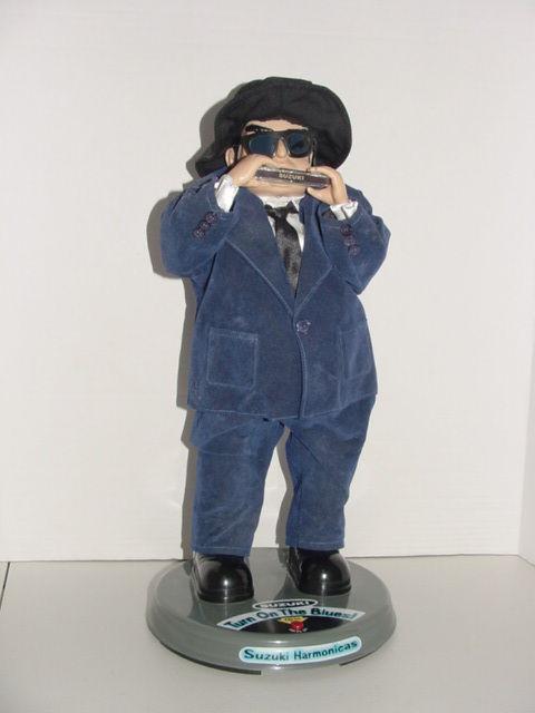 Suzuki Bluesman
