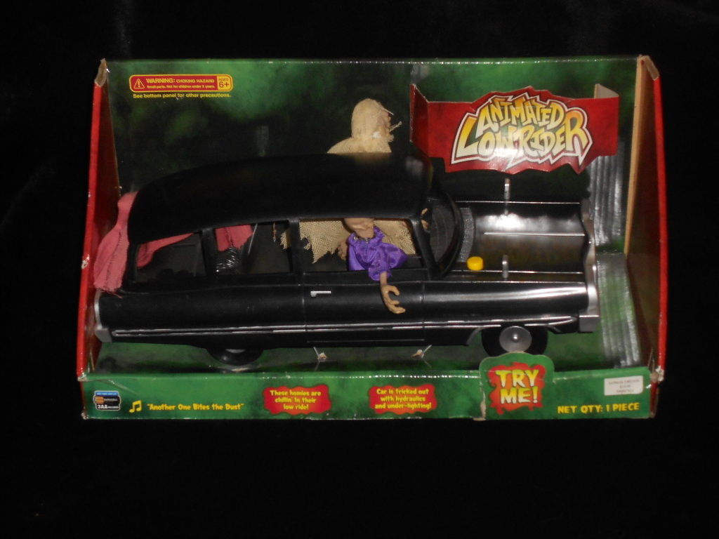 Low rider hearse gemmy wiki fandom powered by wikia for Animated floating ghost decoration