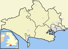 Dorset outline