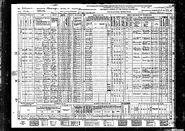 1940 United States Federal Census for Osborne Olsen